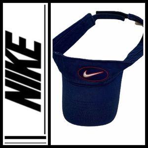 Nike Navy Sun visor